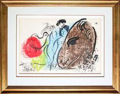 "Bild ""Braunes Ross"" (1952)"