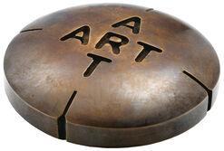 """Skulptur """"Pill for Art II"""" (2012), Bronze"""