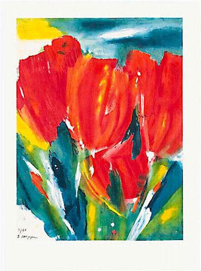 "Brigitte Hoeppe: Picture ""tulips"""
