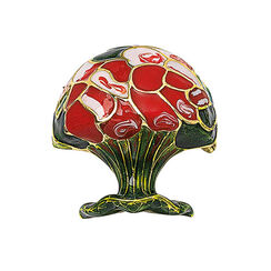 """Brooch """"Rose"""" - after Louis C. Tiffany"""