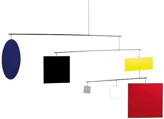 "Decken-Mobile ""Guggenheim Circle Square"""
