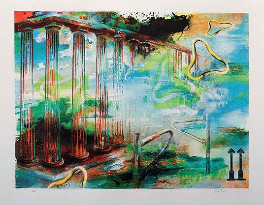 """Florian Pelka: Picture """"Triads"""" (2005)"""