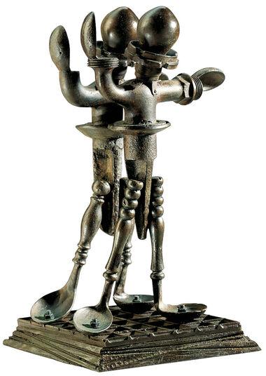 """Meta Morfosi: Zodiac object """"Gemini"""" - of everyday objects"""