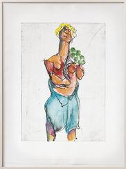 "Bild ""Fortuna"" (2013/17) (Unikat)"