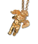 Putto necklace