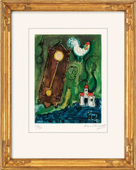 "Bild ""Le Coq et l'Horloge"" (1955)"