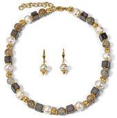 """Jewelry Set """"Queen Bee"""""""