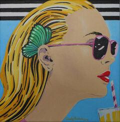 "Bild ""Cool Summer"" (2016) (Unikat)"