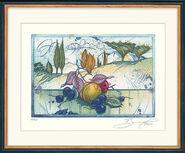 """Painting """"Tuscan impressionsIII"""", (2001)"""