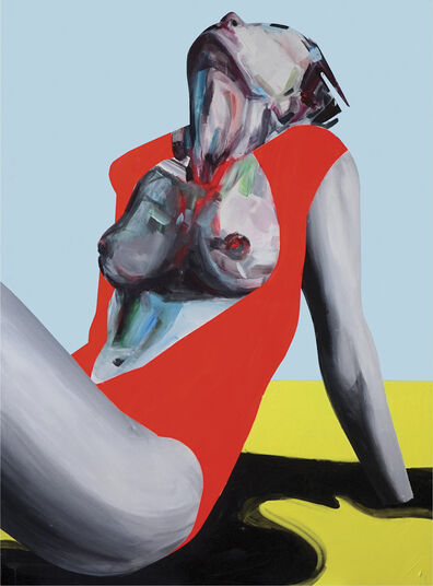 """Edyta Grzyb: Bild """"Bored Soul"""" (2016)"""