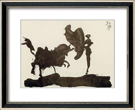 Pablo Picasso: Toros y Toreros II