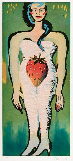 """Picture """"Strawberry Diva"""""""