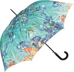 "Stick Umbrella ""Iris"""