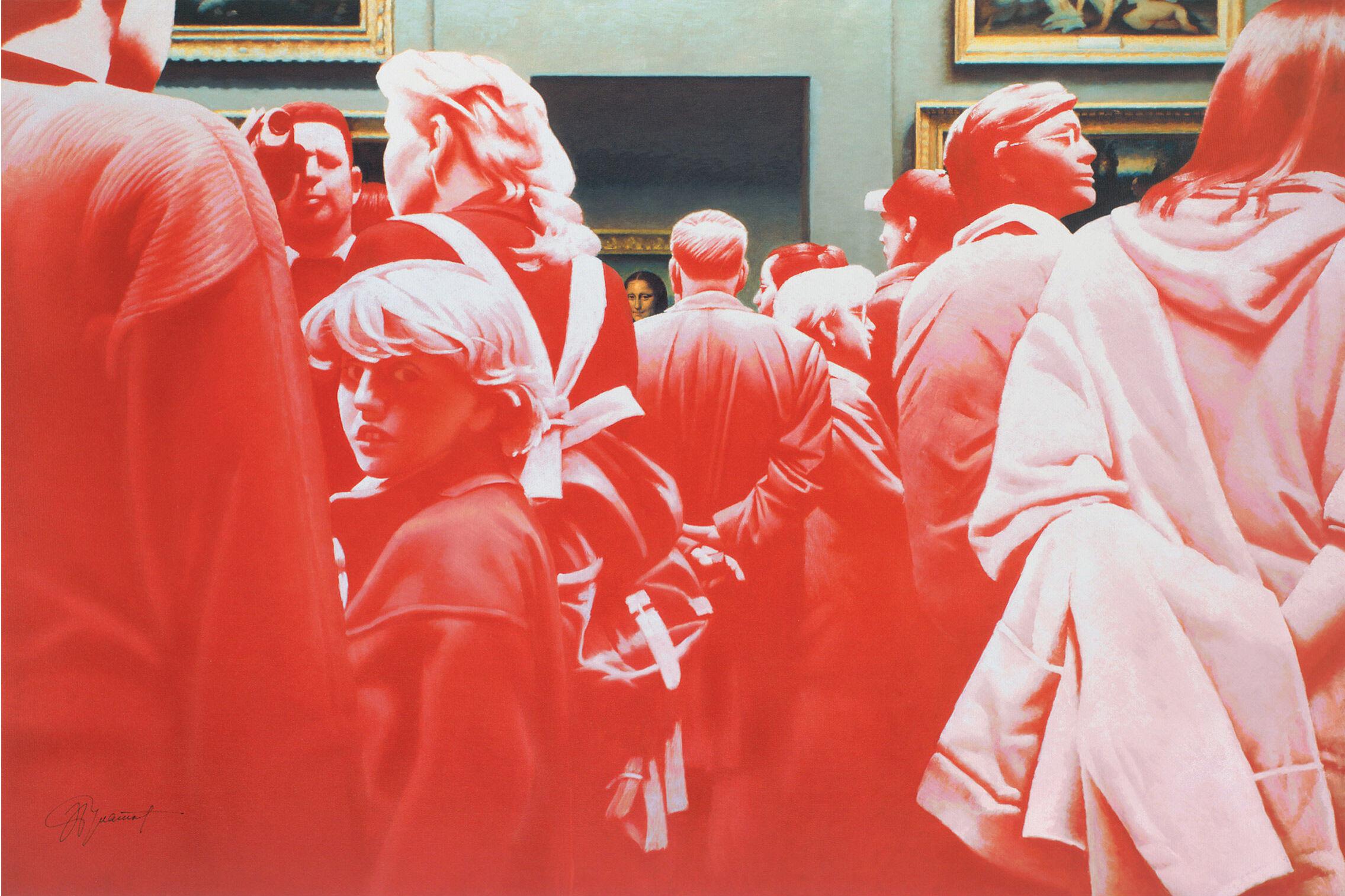 """Picture """"La Gioconda"""" (2006)"""