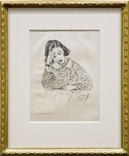 "Henri Matisse: Bild ""La petite Liseuse"" (1923)"