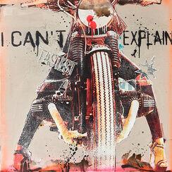 "Bild ""Can´t Explain"" (2016)"