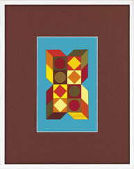 "Bild ""Sonora-Do"" (1973) (Unikat)"