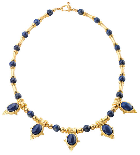 "Collier ""Egyptian Revival"""