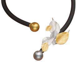 "Necklace ""Flora"""