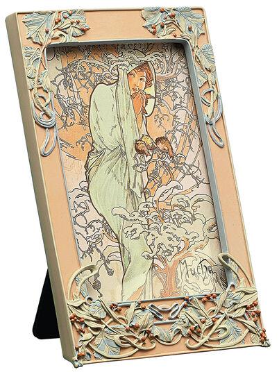 Alphonse Mucha: Picture frames