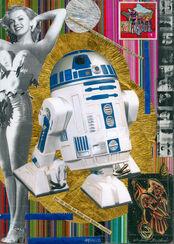 """Bild """"R2 D2 (2) Imperium Serie"""" (2013) (Unikat)"""