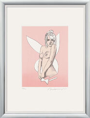 """Bild """"Playboy Bunny"""" (2012)"""