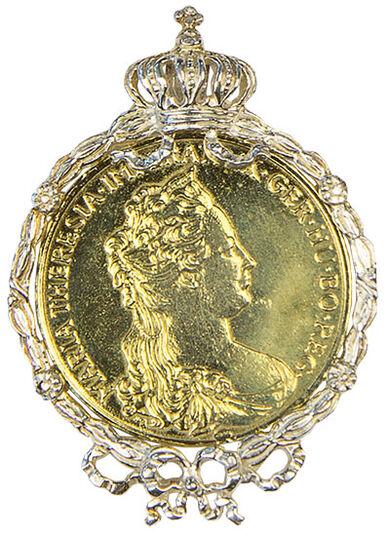 """Münzanhänger """"Maria Theresia"""""""