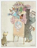 "Picture ""The Puppeteer"""