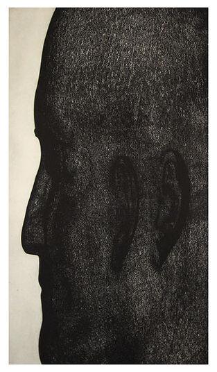 """Richard Dupont: Bild """"Core"""" (2008), ungerahmt"""