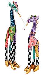 """Giraffendamen """"Olivia und Gloria"""""""