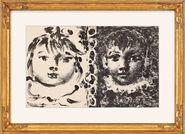 "Bild ""Paloma & Claude"" (1950)"