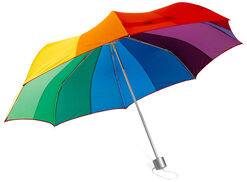 "Pocket Umbrella ""Color Spectrum"""