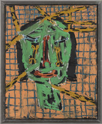 """Bild """"Parsifal - Männer ohne Frauen"""" (1994) (Unikat)"""
