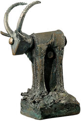 "Zodiac object ""Capricorn"" - of everyday objects"