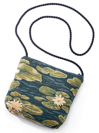 "Claude Monet: Bag ""Water Lilies"""