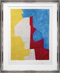 """Bild """"Komposition in Gelb, Rot und Blau"""" (1966)"""