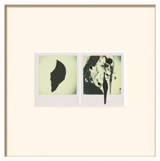 """Robert Knoke: Bilder """"Rick Owens (Paris 2008)"""" (2014) (Unikat)"""