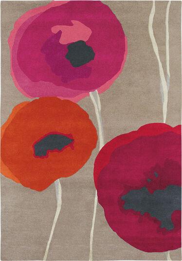 """Teppich """"Poppies"""" (mittelgroß, 200 x 140 cm)"""