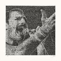 """Bild """"Freddie Mercury"""" (2013), Exklusiv-Edition für ARTES"""