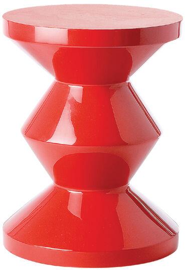 """Hocker / Beistelltisch """"Modern Red"""""""