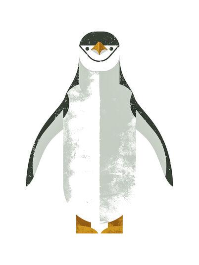 """Dieter Braun: Bild """"Pinguin"""" (2016)"""