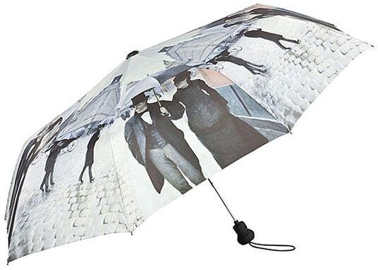 """Gustave Caillebotte: Taschenschirm """"Paris im Regen"""""""