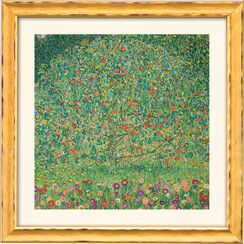 """Painting """"Apple Tree I"""" (1912) with frame"""
