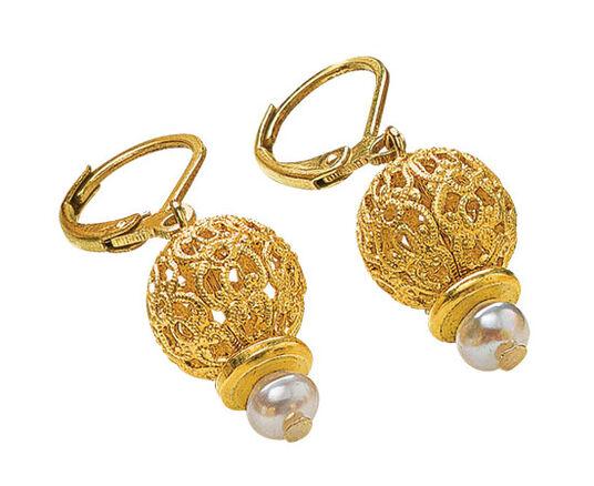 """Petra Waszak: Earrings """"Bianca"""""""