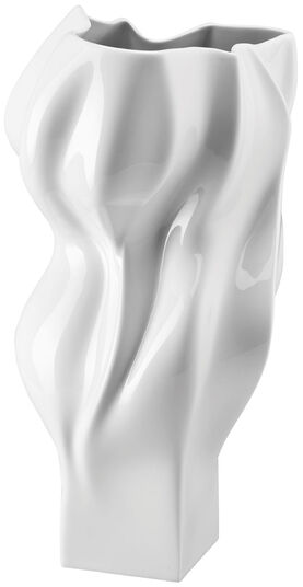 "Cédric Ragot: Porzellanvase ""Blown"" (groß, Höhe 40 cm)"