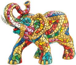 """Mosaikfigur """"Elefant"""""""