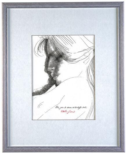 """Emilio Greco: Picture """"Clio"""""""