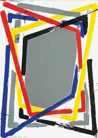 """Max Frintrop: Bild """"Ohne Titel II"""" (2012)"""