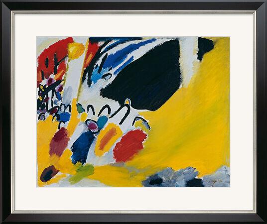 """Wassily Kandinsky: Bild """"Impressionen III (Konzert)"""" (1911), gerahmt"""