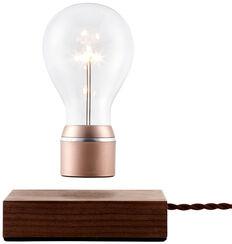 "Schwebende LED-Glühbirne ""Buckminster"""